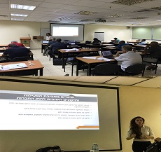 A lecture in advanced course for Directors  by Adv. Reut Alfiah, partner in corporate & capital market depts