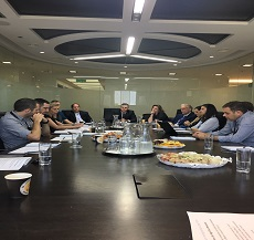 "A ""Round Table"" led by the Tax Department on the topic of relocation and options for employees of high-tech companies operating in the United States took place on Oct. 31, 2017."