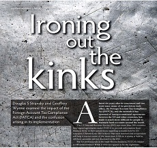 Ironing out the kinks