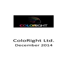 The firm represented Coloright in it's acquisition By L'Oreal in an amount of $100 million