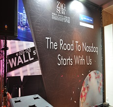 ZAG-S&W hosts a cocktail event - The Road To Nasdaq Starts With Us