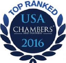 The 2016 edition of Chambers USA