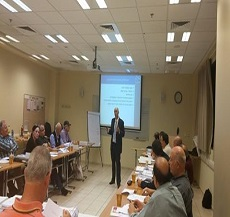 "Adv. Eran Ben-Dor lectured at a course held by the Israeli Directors' Union (IDU) on ""The Position of the Director in the Corporate Power Triangle"". December 3, 2015"