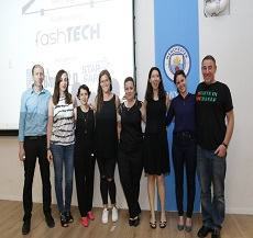 Adv. Mor Limanovich at the annual Fash Tech event
