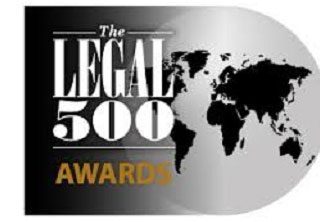 US office Ranked in the 2017 edition of The Legal 500 United States